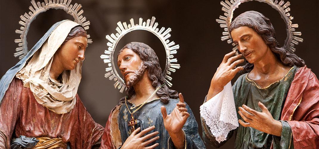 Heiligenfiguren & Statuen - Bedeutung & Herkunft