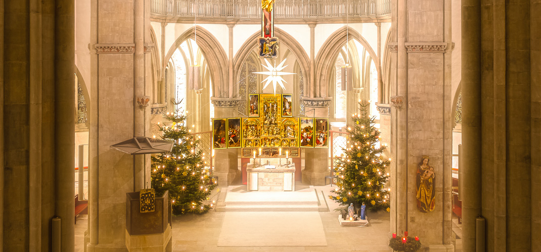 Gottesdienst Advent - Besonderheiten der Liturgie