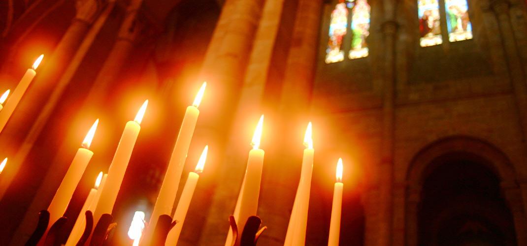 Rorate - Was ist der Ursprung dieser Adventsmesse?
