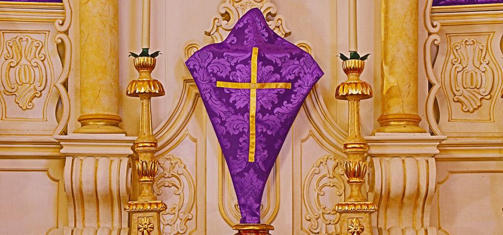 Gottesdienst in der Fastenzeit - Besonderheiten