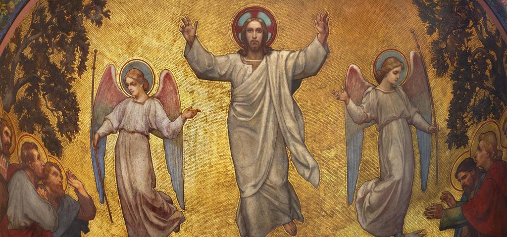 Christi Himmelfahrt - Bedeutung & Urspung