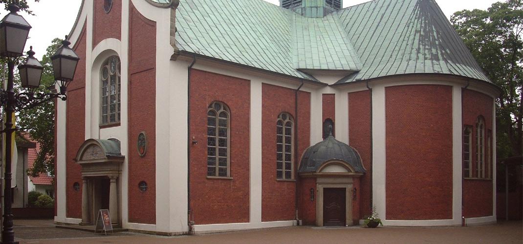 Wallfahrtskirche St. Marien Bethen