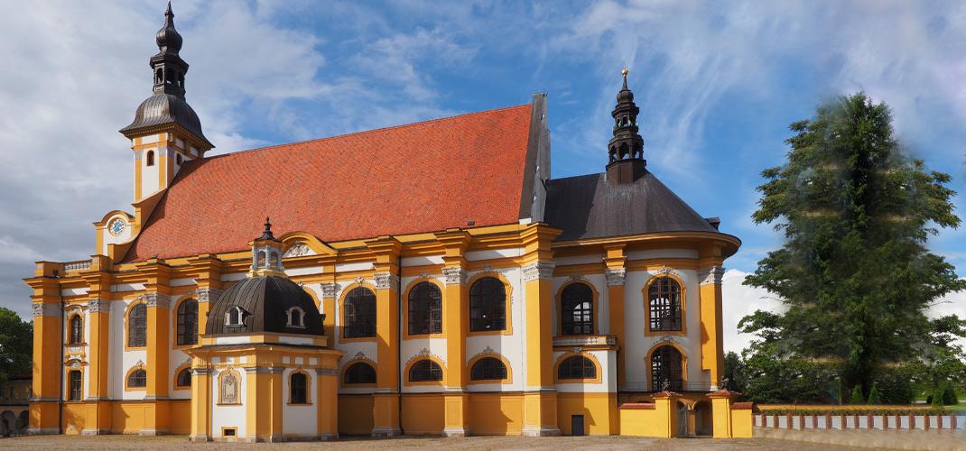 Kloster Neuzelle - Brandenburgs Perle des Barock