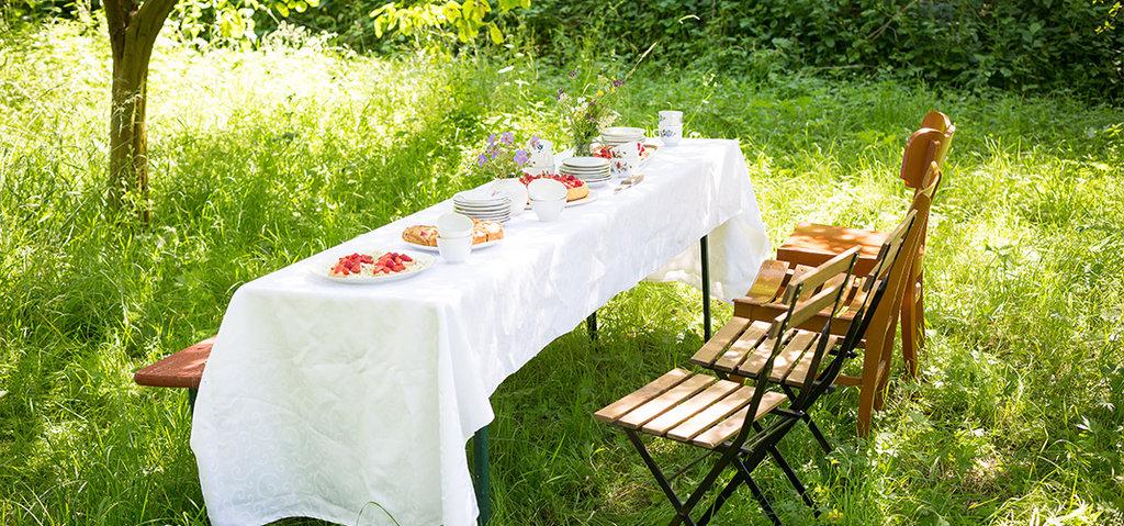 Kommunion feiern - Zuhause oder Restaurant?