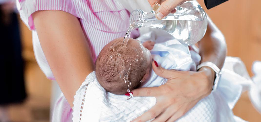 Ablauf der Taufe - Was geschieht alles bei der Taufe?