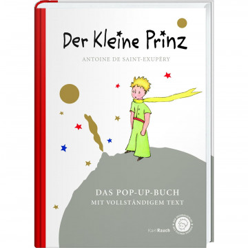 Der Kleine Prinz. Das Pop-Up-Buch