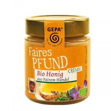 Bio-Honig »Faires Pfund«