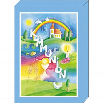 Grußkarten-Geschenkbox Kommunion (1 Stück)
