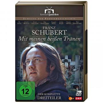 DVD »Franz Schubert - Mit meinen heißen Tränen«