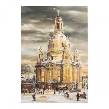 Adventskalender »Dresdner Frauenkirche«