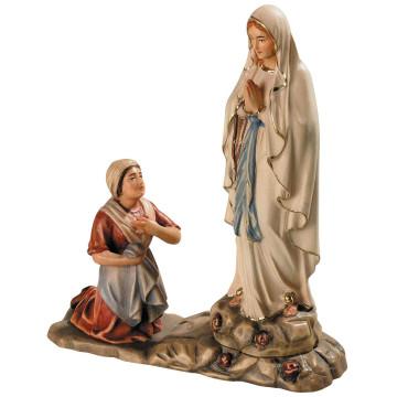 Statue »Maria mit Bernadette«