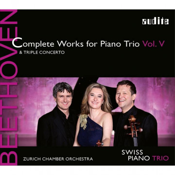 Complete Works for Piano Trio Vol. 5