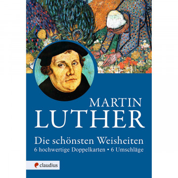 Kartenbox Martin Luther