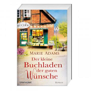 Der kleine Buchladen der guten Wünsche