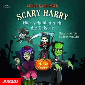 Scary Harry 05. Hier scheiden sich die Geister