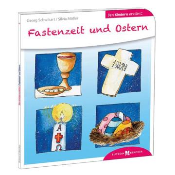 Fastenzeit und Ostern den Kindern erklärt (1 Stück)