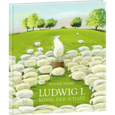 Ludwig I, König der Schafe