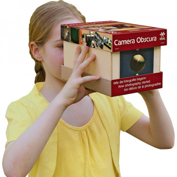 Experimentierkasten »Camera Obscura«