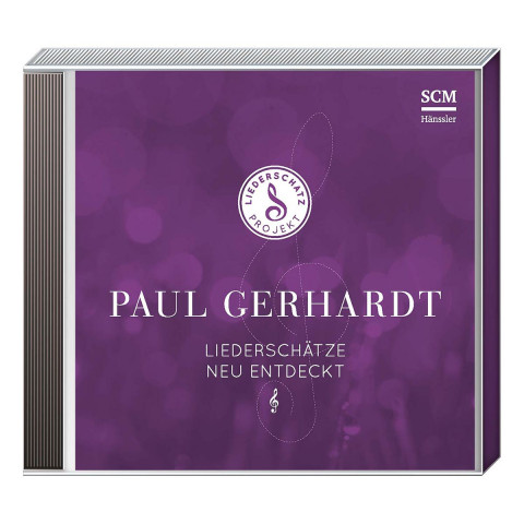 CD »Liederschätze neu entdeckt«