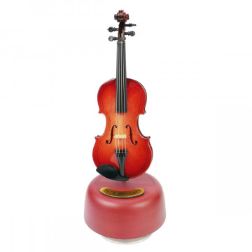 Spieluhr »Geige«