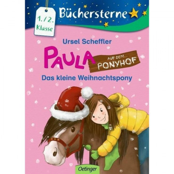 Paula auf dem Ponyhof. Das kleine Weihnachtspony