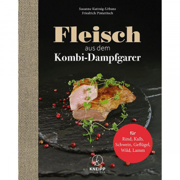 Fleisch aus dem Kombi-Dampfgarer