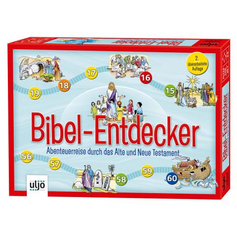 Gesellschaftsspiel »Bibel-Entdecker«