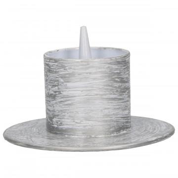 Kerzenleuchter Metall (1 Stück)