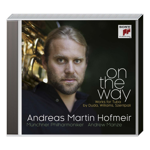 CD »On The Way«