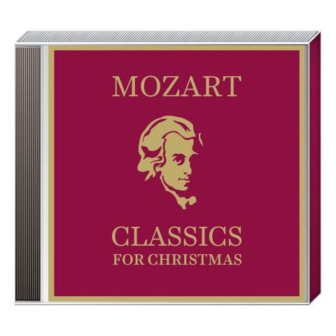 Musik-CD »Classics For Christmas«