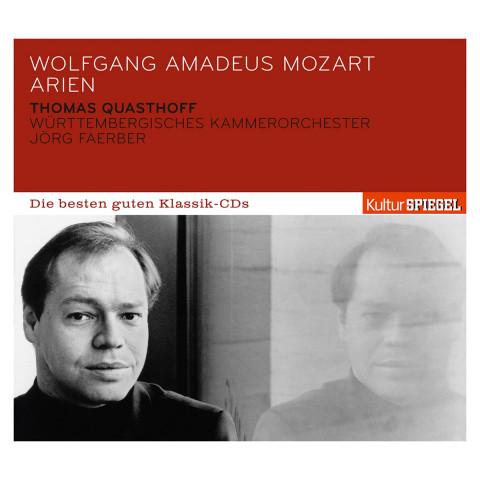 CD »Wolfgang Amadeus Mozart Arien«