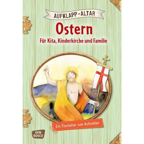 Aufklapp-Altar »Ostern«