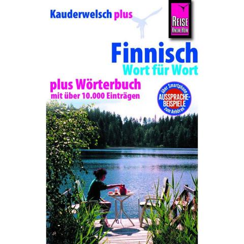 Reise Know-How Kauderwelsch plus Finnisch - Wort für Wort plus Wörterbuch