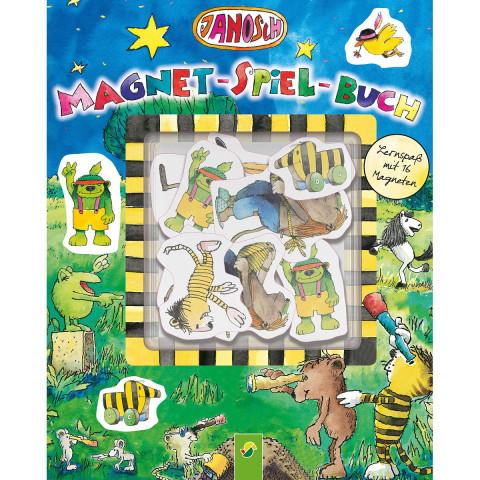 Janosch Magnet-Spiel-Buch