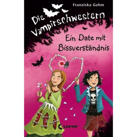Die Vampirschwestern 10. Ein Date mit Bissverständnis
