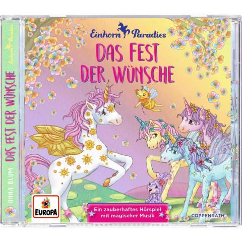 Einhorn-Paradies (CD)