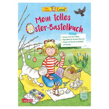 Conni Gelbe Reihe: Mein tolles Oster-Bastelbuch