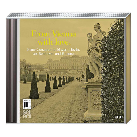 CD »From Vienna with love«