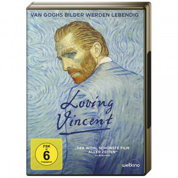 DVD »Loving Vincent«