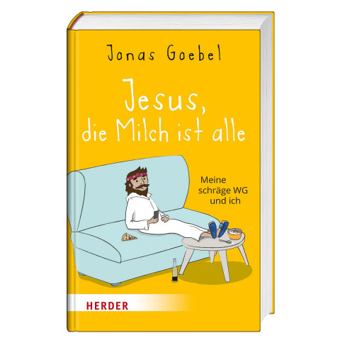 Jesus, die Milch ist alle
