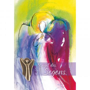 Grußkarte »Engel des Segens«