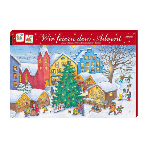 Adventskalender »Wir feiern den Advent«