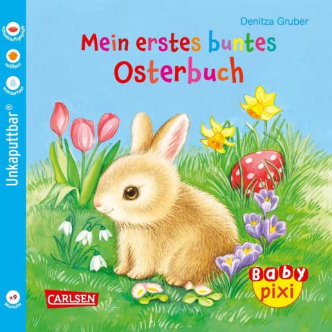 Baby Pixi (unkaputtbar) 63: VE 5 Mein erstes buntes Osterbuch (5 Exemplare)