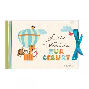 Liebe Wünsche zur Geburt