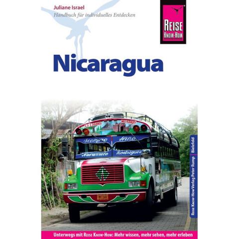 Reise Know-How Reiseführer Nicaragua
