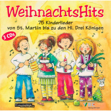 Weihnachts-Hits. 3 CDs