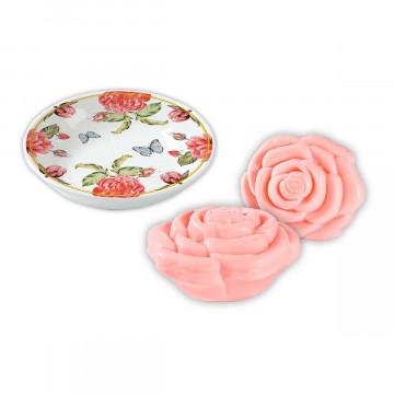 Seifenset »Rose«