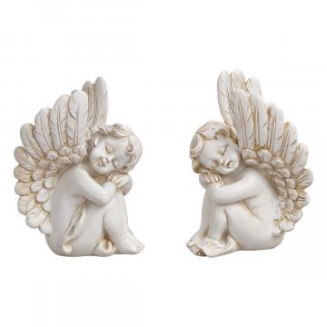 2er-Set »Engel sitzend«