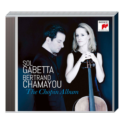 CD »The Chopin Album«