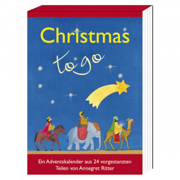 3D-Adventskalender »Christmas to go«